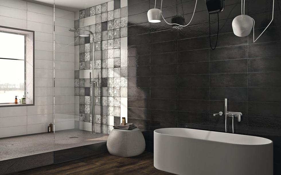 Ceramic tile distribution